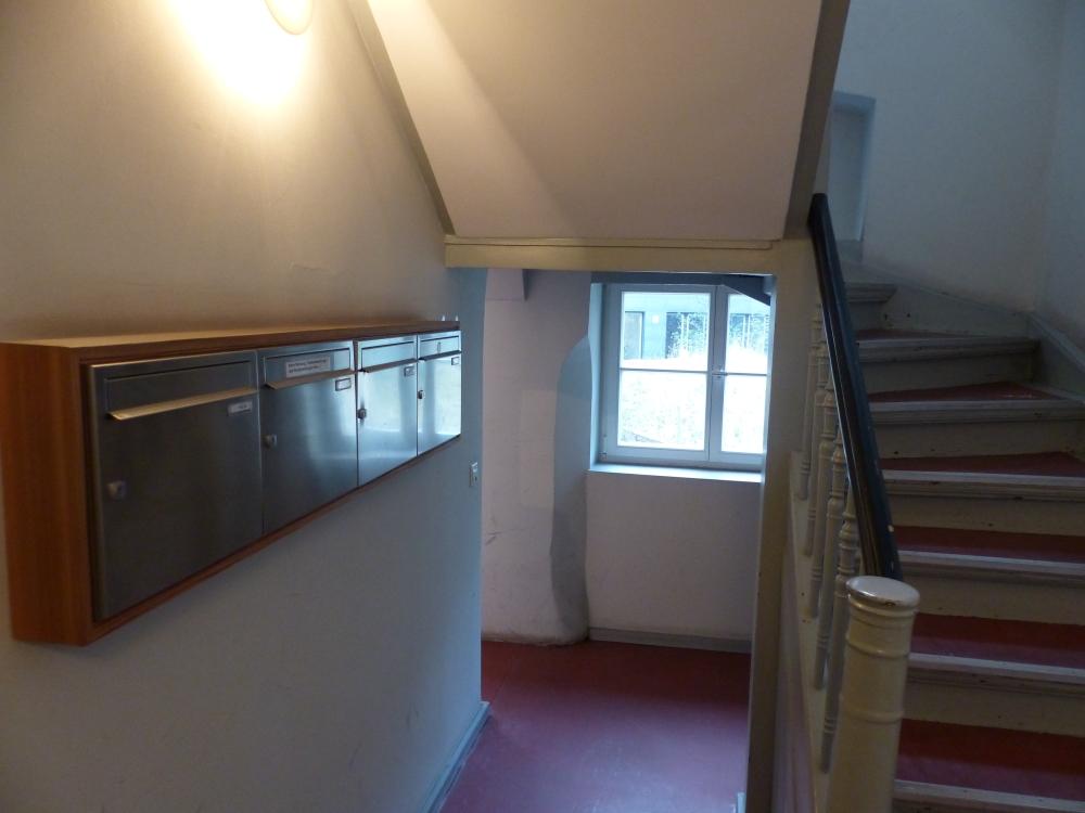 4 zi maisonette im hochparterre souterrain s d terrasse wfl zum selbstausbau - Was ist souterrain ...